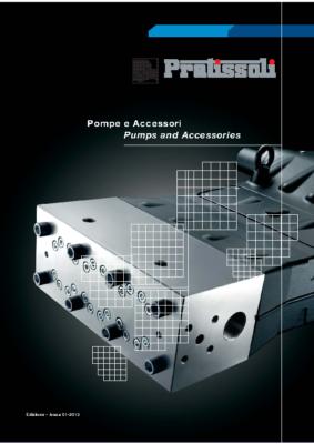 Pratissoli szivattyú katalogus 2013